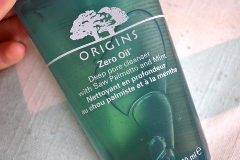 Origins Zero Oil Deep Pore Cleanser
