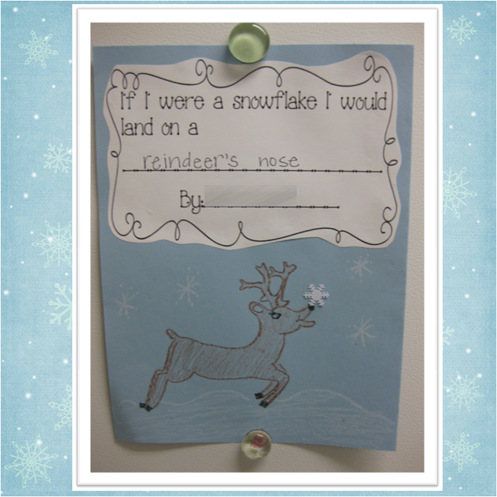 winter writing prompts kindergarten Winter writing prompt use your imagination to elaborate on this wacky winter scene kids will hone creative writing skills while staying in preschool k 1st.
