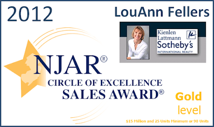 2012 NJAR Gold Sales Award