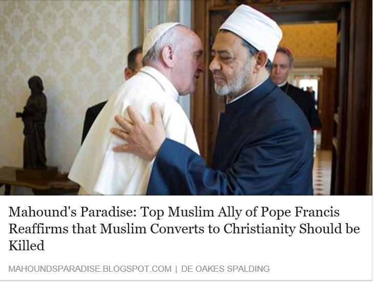 Bergoglio Traitor