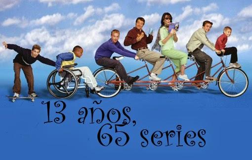 13 años, 65 series