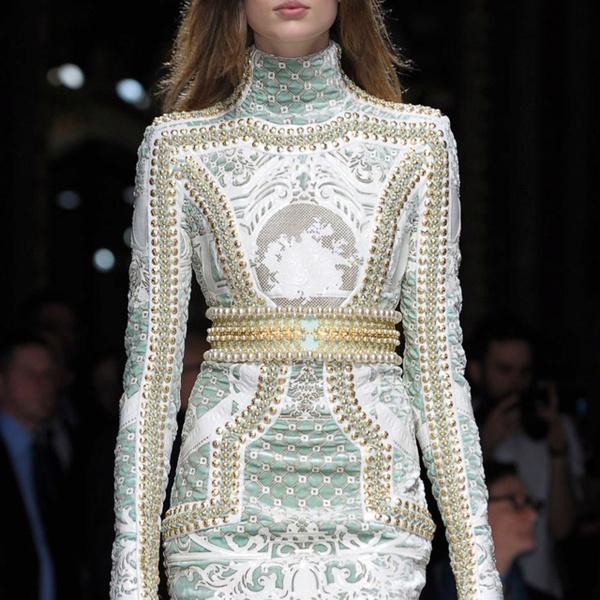 Fall Fashion Trend Alert Going Baroque