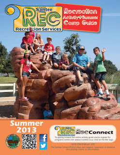 Santee Recreation Guide