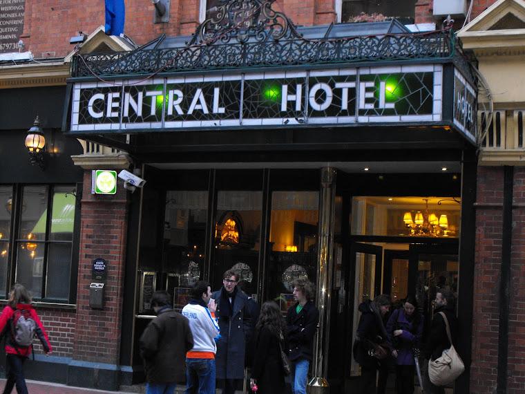 Central Hotel Dublin