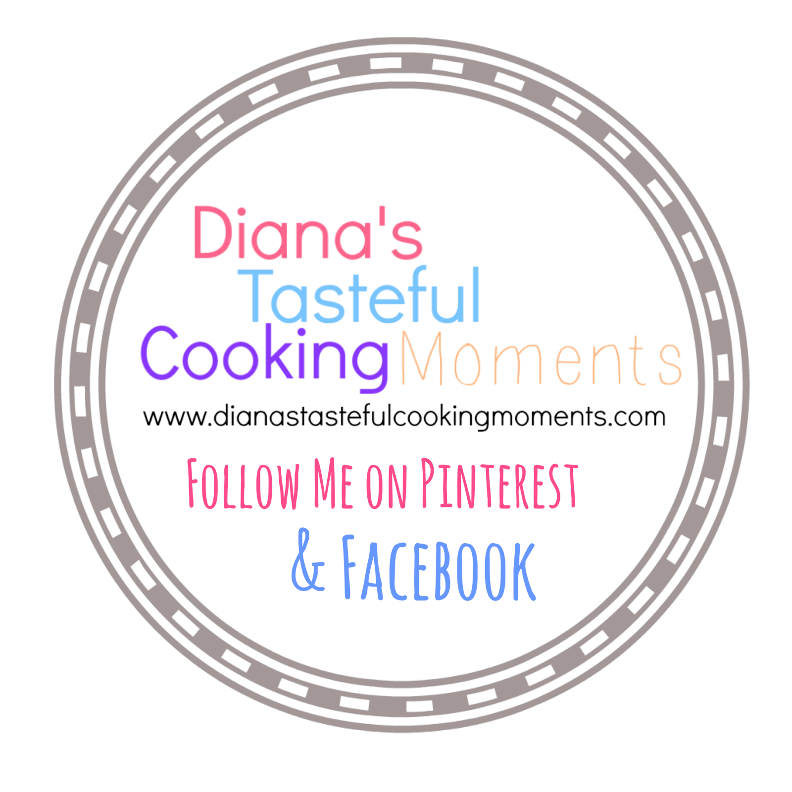 Grab button for Diana's Tasteful Cooking Moments