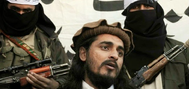 Pakistani Taliban spokesman Shahidullah Shahid