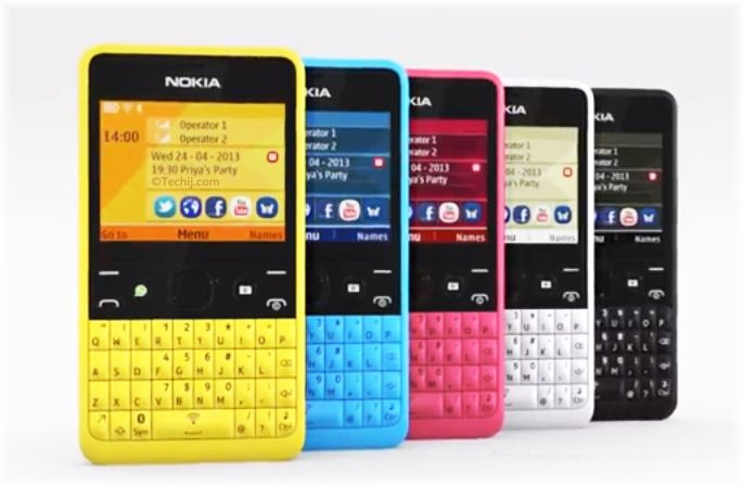 smartphones and tablets nokia asha 210 smartphone full. Black Bedroom Furniture Sets. Home Design Ideas