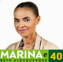 Marina Silva p/ Presidente