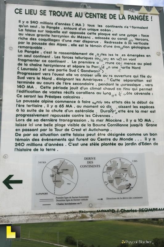 centre de la pangée