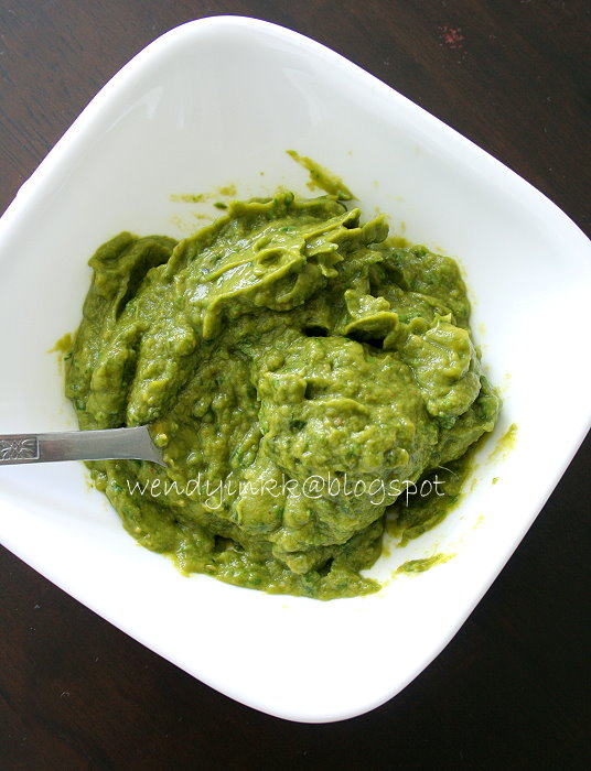 avocado cream for another meal creamy and delicious healthy too