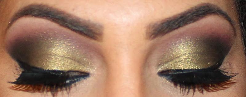 Inspired Arabic Make Up Hanadi Beauty Blog