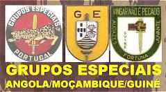 GE = GRUPOS ESPECIAIS