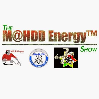 MaHDD Energy Radio Logo