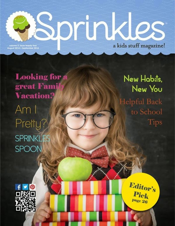 Sprinkles Magazine Media