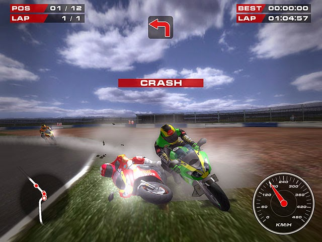 Gratis Game Super Bikes 3 D For PC
