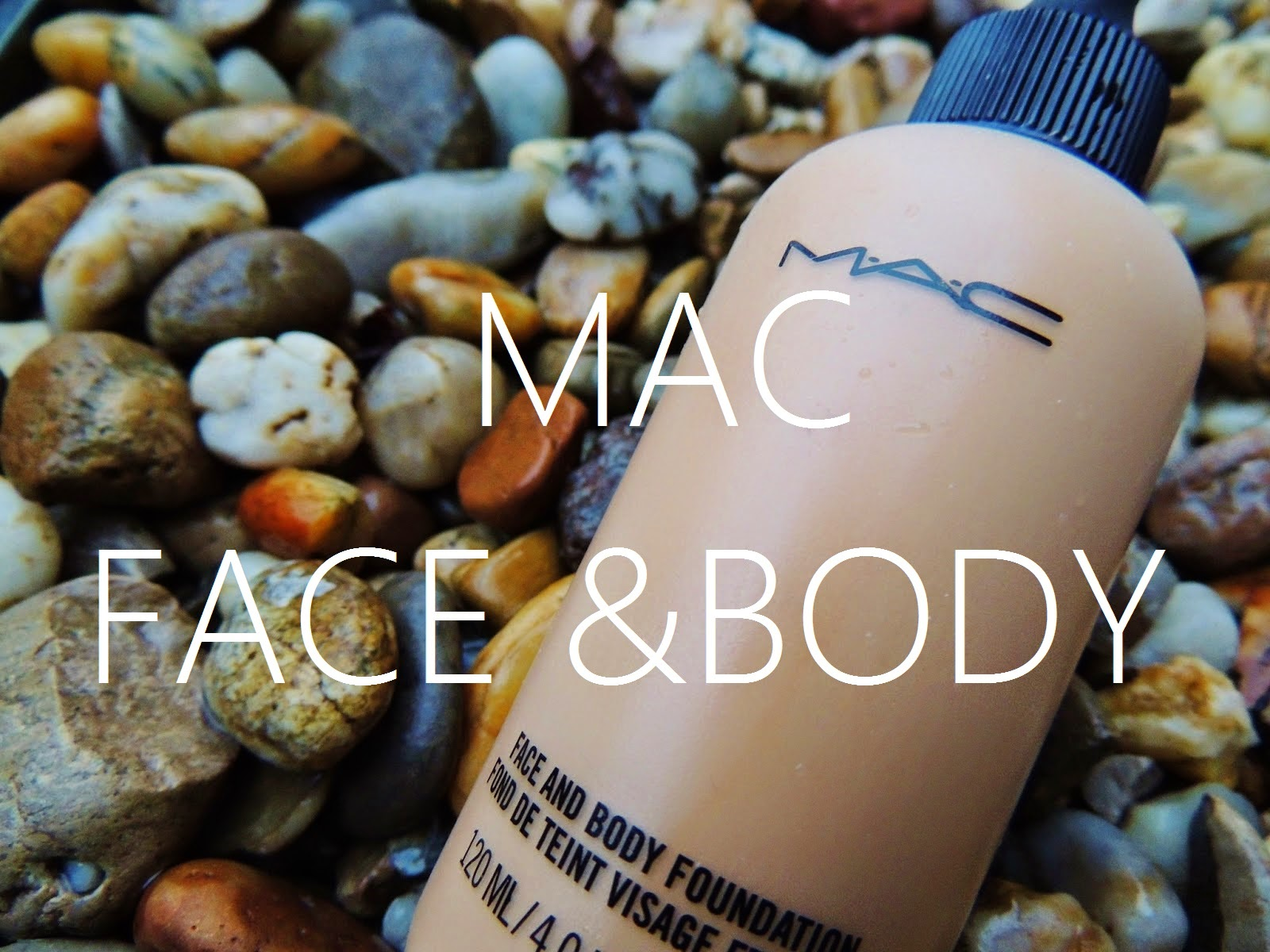 MAC - Face&Body Foundation - Review