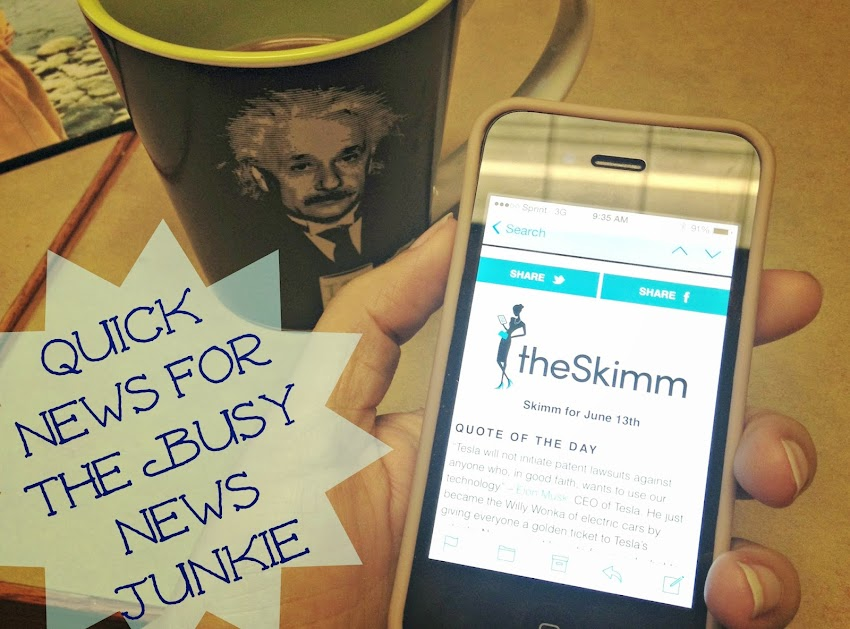 Friday Fixation: Ode to theSkimm
