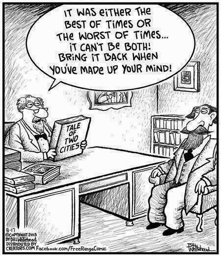 Viñeta de Charles Dickens