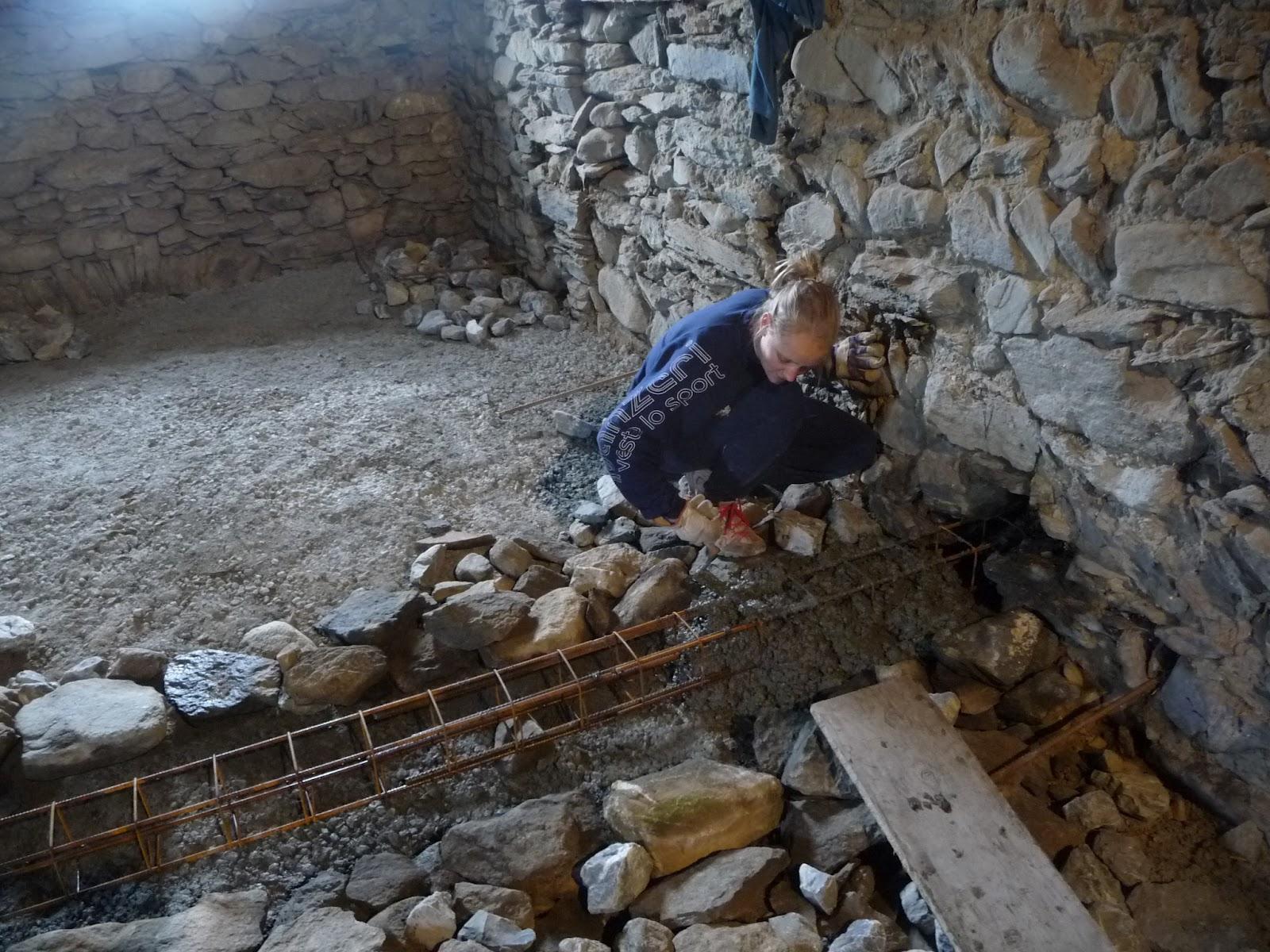 R novation au thyl dessous dalle grange tape 2 - Temps de sechage dalle beton pour marcher dessus ...
