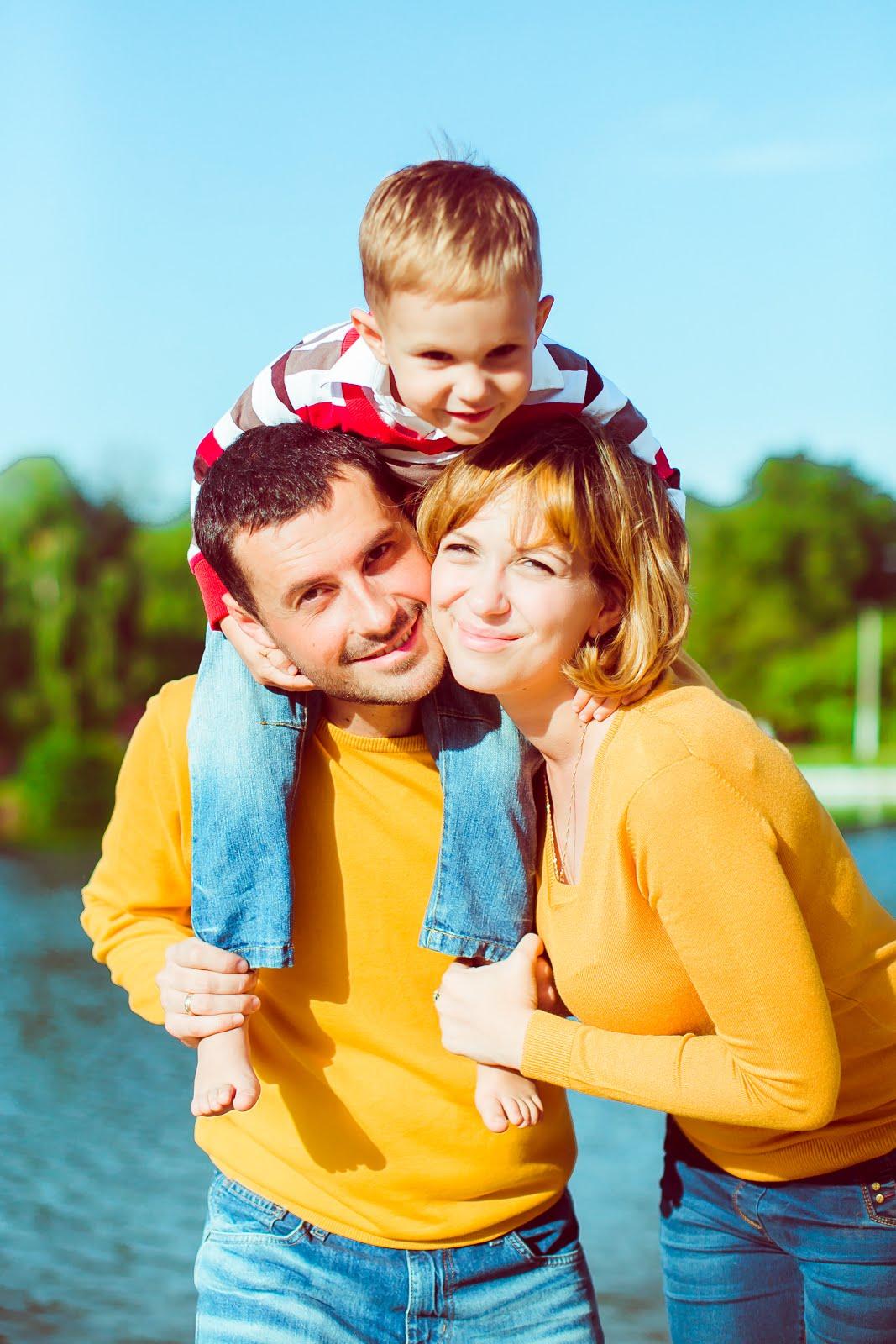 Веселая семейка