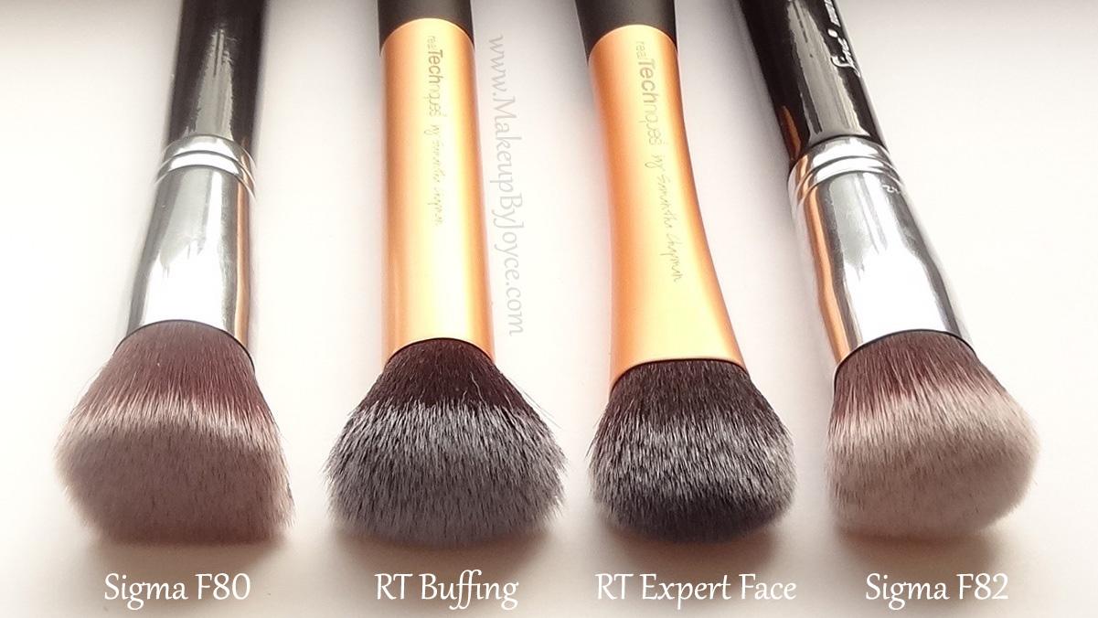 bronzer brush fra real techniques