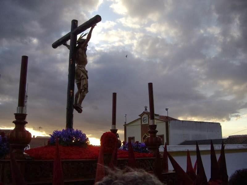 Jesús Crucificado.