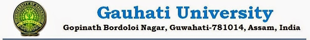 Gauhati University: News and Announcements