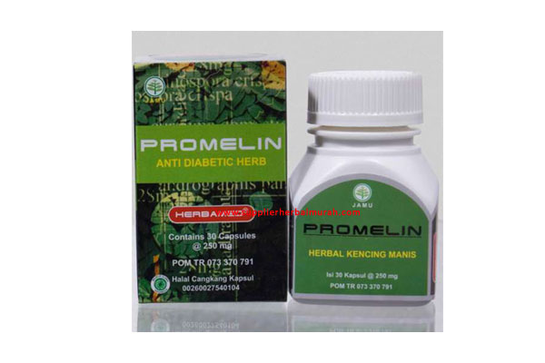 PROMELIN PLUS (Herbal Kencing Manis)