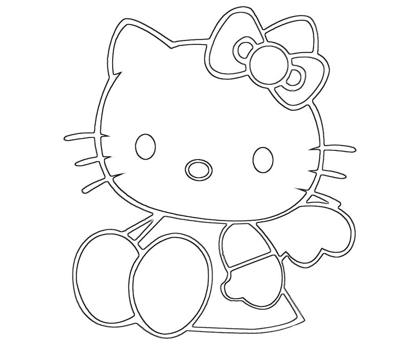 printable-hello-kitty-character-coloring-pages