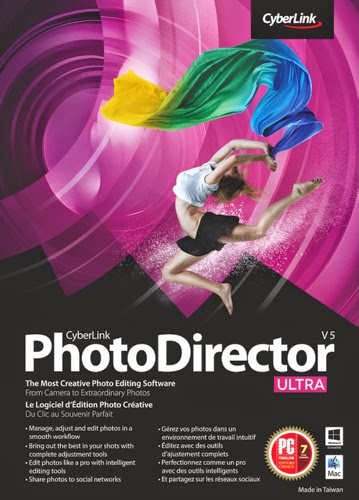 CyberLink PhotoDirector 5 Ultra 5.0.5424
