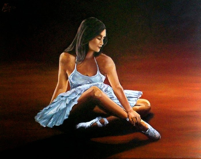 Современная аргентинская художница. Natalia Tejera