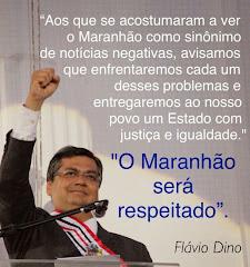 FLÁVIO DINO GOVERNADOR