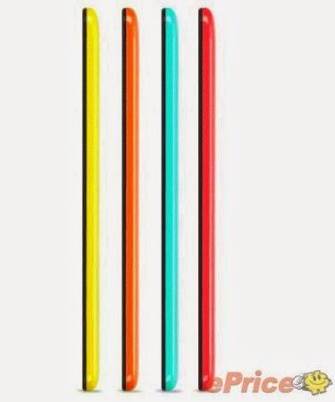 Colori accessi per le scocche del nuovo smartphone a 8 core di Htc della serie Desire