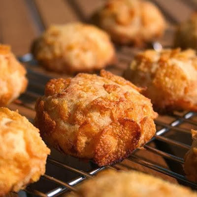 CORN FLAKE COOKIES
