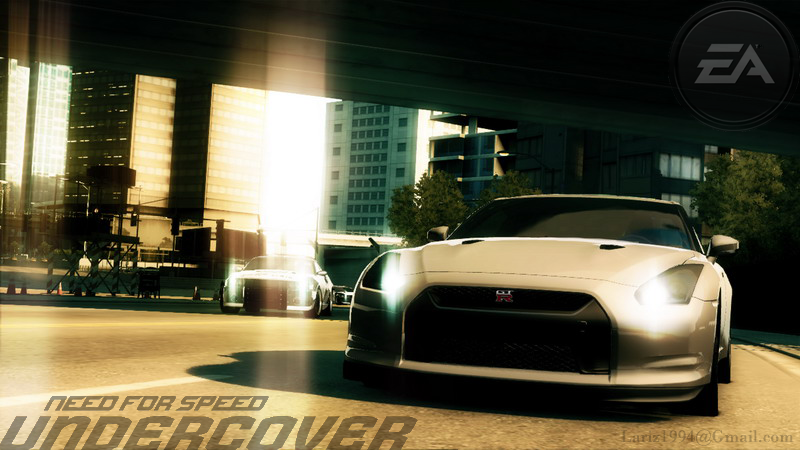need for speed undercover crack only