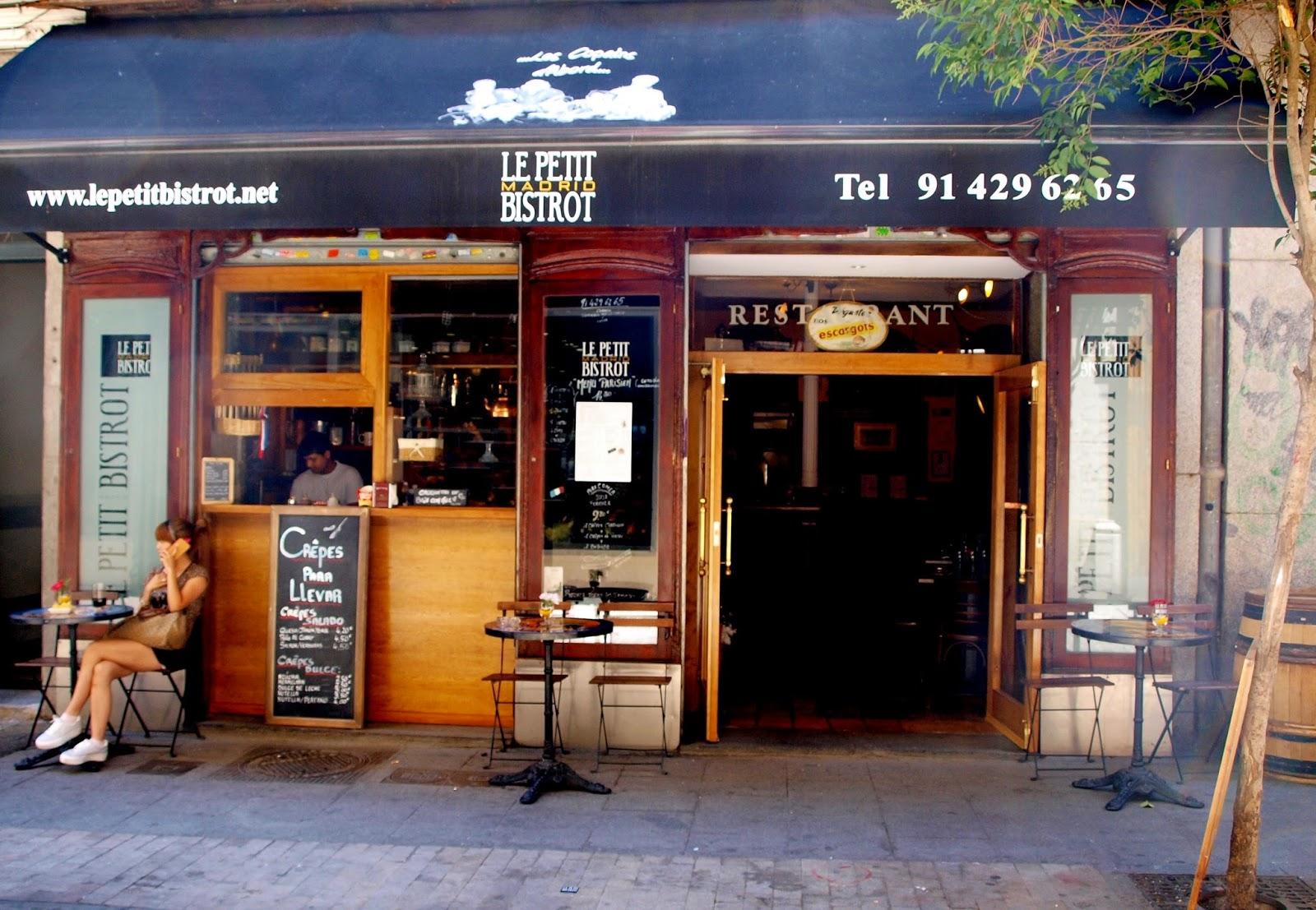 Los restaurantes franceses identificar n con una for Restaurantes franceses