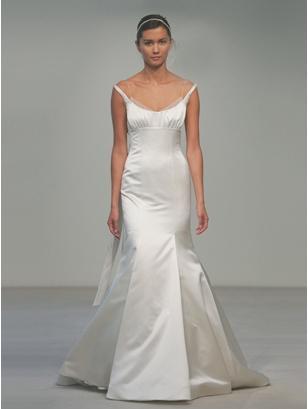 mermaid wedding dresses with sleeves