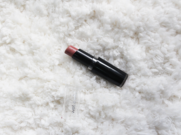 wet n wild bare it all lipstick review nude lipsticks drugstore