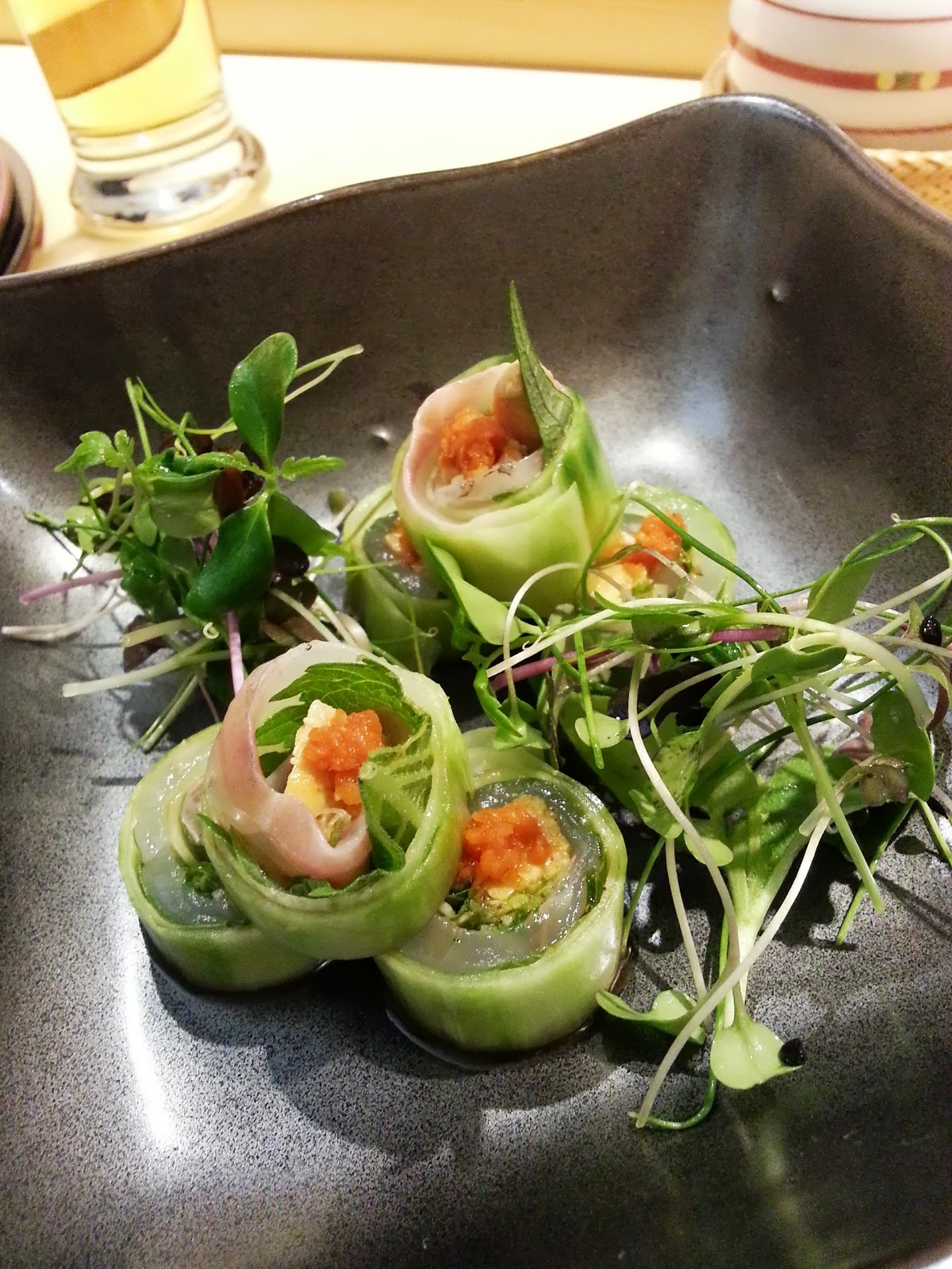 Sushi tetsu Sashimi