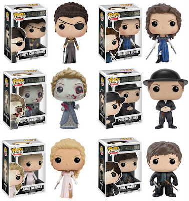 Funko Pride and Prejudice and Zombies Pop! Vinyl