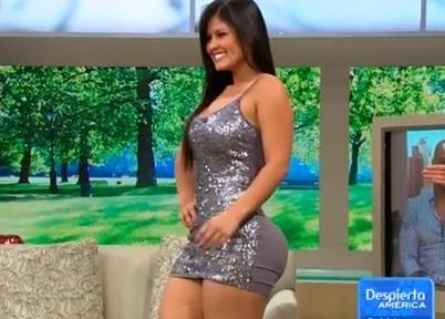 chica sexy bailando bikini ver video: