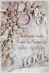 СП Shabby-mix-media