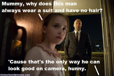 Jason Statham Hummingbird still meme