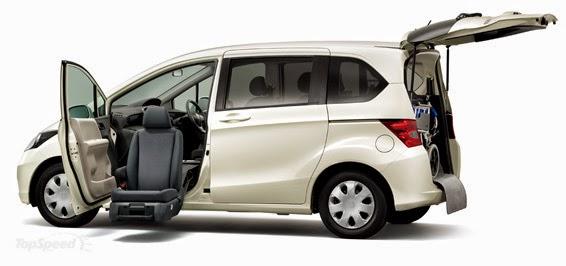 Gambar Mobil Honda Freed