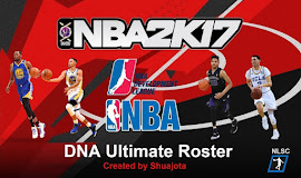NBA 2K17 DNA Ultimate Roster 2017-2018 RELEASED!