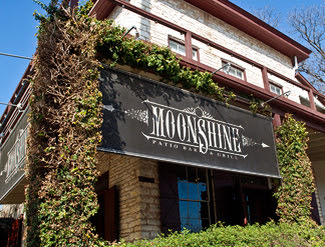 Making Sunday a Funday: Brunches of Austin: Moonshine Patio Bar & Grill