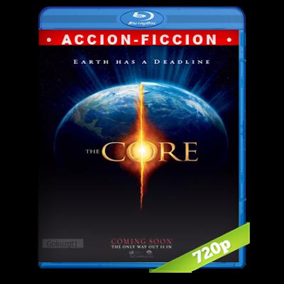El Nucleo Mision Al Centro De La Tierra (2003) BRRip 720p Audio Trial Latino-Castellano-Ingles 5.1