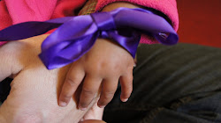 Click the photo below for The Violet Ribbon Story..