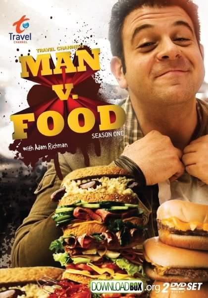 Adam For Man Vs Food