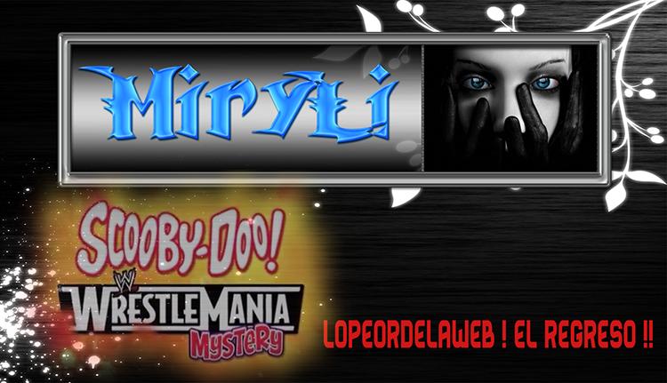 Scooby-Doo! Misterio en la lucha libre (2014) BDRip Latino